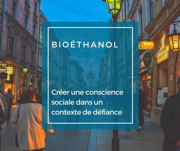 Relations presse : découvrez comment CorioLInk a mis au service du Bioéthnol son savoir-faire pour répondre à leurs problématiques