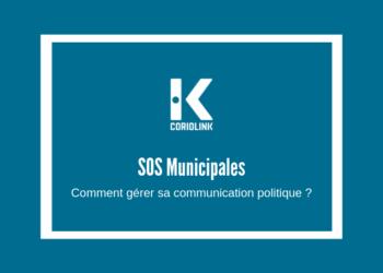 SOS Municipales - Gérer sa communication politique