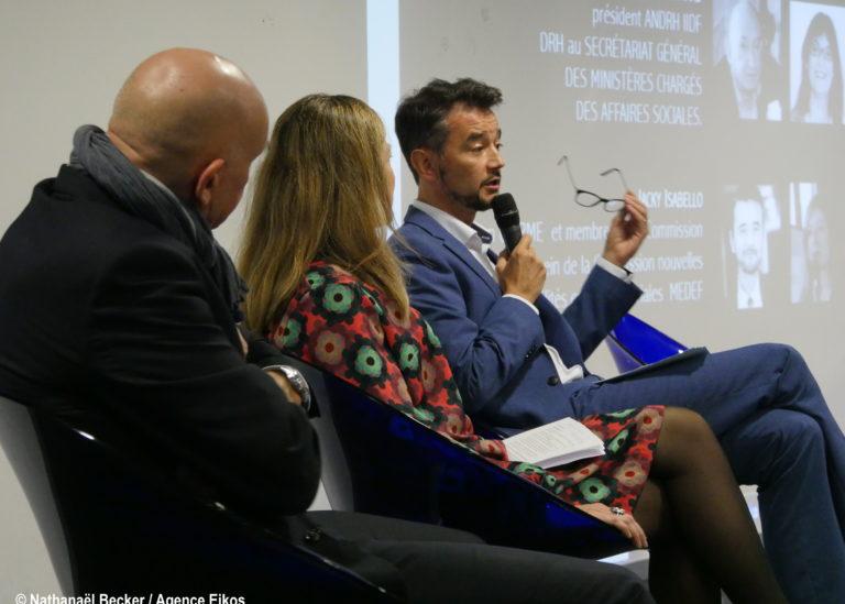 Jacky Isabello de Coriolink du RRH 2019 (JobsFéric) - Intervention sur le management