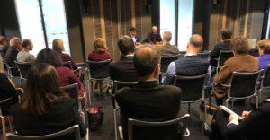Atelier «Comment accompagner le développement des entreprises engagées ?» avec Jacky Isabello et un spécialiste RSE