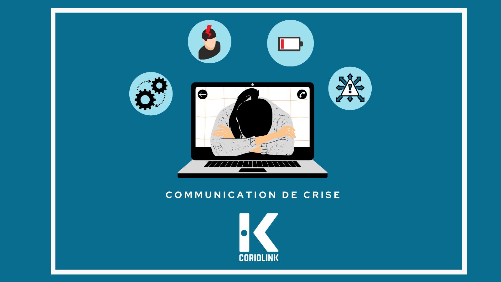 communication de crise télétravail