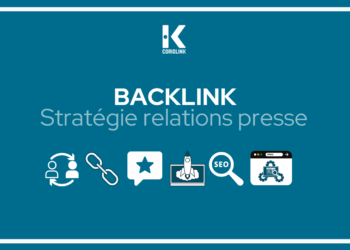 BackLink + Stratégie relations presse